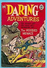 Daring Adventures #15  Super Comics Reprint  The Hooded Menace