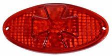 Rücklicht Cateye Ersatzglas rot Eisernes Kreuz ECE