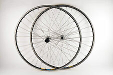 Wheelset with Mavic Module E2 clincher rims and Campagnolo Athena hubs