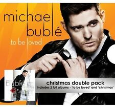 Michael Bublé - To Be Loved/Christmas Double Pack [New CD] Canada - Import