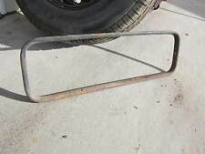 1935 1936 1937 Ford Ford Pickup Truck Cab REar window molding