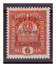 TRENTINO  ALTO ADIGE   1918 -    6  HELLER   NUOVO *