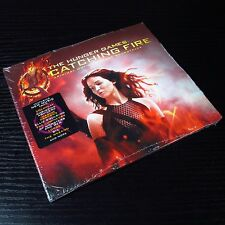 The Hunger Games Catching Fire: Soundtrack AUSTRALIA CD Sealed NEW #26-1