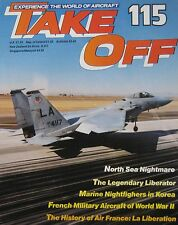 Take Off magazine Issue 115, Consolidated Liberator