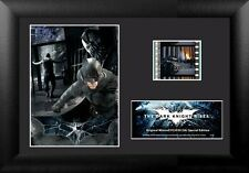 THE DARK NIGHT RISES DC Comics Batman Bane Catwoman MOVIE PHOTO and FILM CELL
