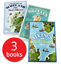 Neil Oliver's History Collection - 3 Books