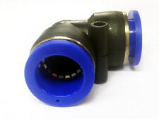 90 Degree Elbow Air Pneumatic Water Hydraulic  Push In Fitting 4mm Fitting Pipe