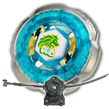 Beyblade Rock Leone 145WB Metal Fusion With LL2 Launcher and Rip Cord