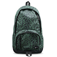 Nike All Access Soleday Backpack 30L Black/Green Laptop Bag Unisex Authentic Bag