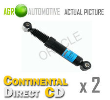 2 x CONTINENTAL DIRECT REAR SHOCK ABSORBERS SHOCKERS STRUTS OE QUALITY GS4001R