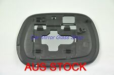 LEFT PASSENGER SIDE TOYOTA RAV4 RAV 4 2000-2005 MIRROR GLASS WITH BASE