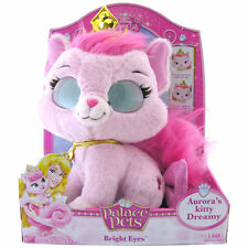 DISNEY Princess Palace Pets Peluche Bright Eyes occhi sognanti Light Up e frasi