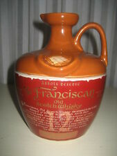 DECANTER - CANECO BOTELLA CERAMICA WHISKY YE FRANCISCAN
