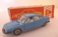 USSR era Diecast Copy Of The Mebetoys NSU RO80 Wankel Saloon Car with it's Box