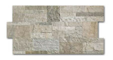 1 tile stoneware Fjord Rolling stones effect stone coating wall modern