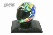 Troy bayliss-casco suomy Helmet-Moto GP temporada 2005 - 1:5 al 2005-tb-h38