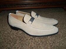 NEW KENNETH COLE SUEDE LOAFERS MEN SIZE 10 M