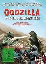 GODZILLA - ATTACK ALL MONSTERS Frankensteins Monster jagen Godzillas Sohn DVD