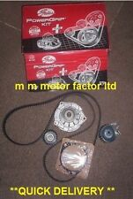 Saab 93 9-3, 1.9 TiD Vector 150 BHP Gates Timing/Cam Belt Kit With Water Pump