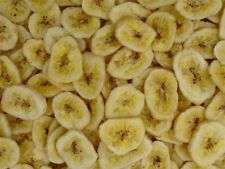 A #10 Can Dehydrated Bananas Chips Freeze Dried Survival Food LDS Prepper