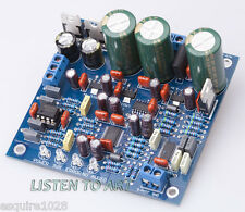 NEW DAC 24BIT 192KHZ CS8416 + AK4396 + NE5532P BOARD KIT FOR DIY