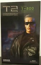 "Sideshow Terminator 2: Judgment Day - T-800 Exclusive 12"" Sixth Scale Figure"