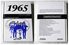 EIN JAHR UND SEINE SONGS 1965 Astrud Gilberto, Small Faces,... Fotobuch + CD