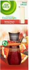 4 packs of Air Wick Reed Diffusers - SPICED ORANGE & CINNAMON - NEW FRAGRANCE!!!