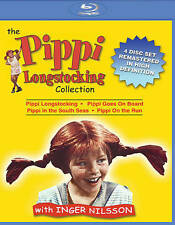 The Pippi Longstocking Collection (Blu-ray Disc, 2015)