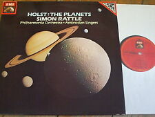 ASD 4047 Holst The Planets / Rattle
