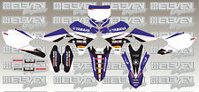 Yamaha YZF250 YZ250F 2017 2016 2015 2014 2013 2012 2011 2010  graphics kit webb