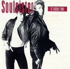 Soulsister: it takes two/CD (EMI CDP 1192402)