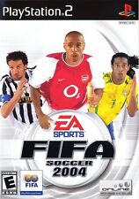 FIFA Soccer 2004 - Playstation 2 Game Complete