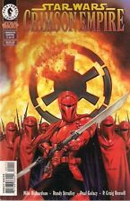 STAR WARS: CRIMSON EMPIRE #1 OF 6 DARK HORSE COMICS