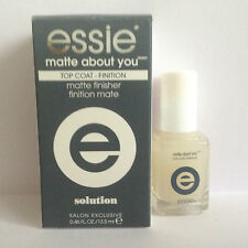 Essie Matte About You Matte Top Coat **PERFECT GIFT 4 CHRISTMAS AND BIRTHDAYS**