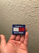 Tommy Hilfiger Embroidered Patches Sew On / Iron On