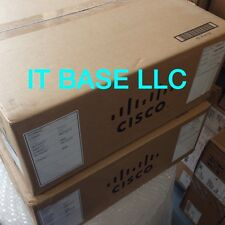 NEW SEALED Cisco WS-C3560X-24T-L 24 10/100/1000 Ethernet ports w/ 350W AC Power