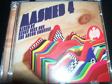 Ministry Of Sound Mashed 4 Mixed By Kissy Sell Out & The Ashton Shuffle 2 CD