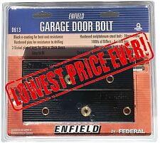 Enfield Genuine Garage Door Bolt Lock (D613) One Pair *MK5 NEW 2016 MODEL*