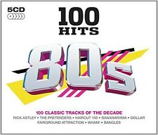 Various Artists - 100 Hits 80s [New CD] UK - Import