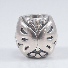 Pandora Sterling Silver Majestic Butterfly Charm Bead #790524