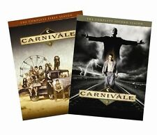Carnivale Complete Series ~ First & Second Season 1 & 2 ~ NEW 8-DISC DVD SET