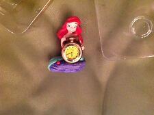Fantasma Ariel little mermaid miniature clock brand new in box very rare