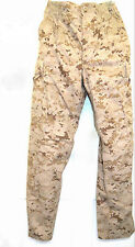 NWT USMC Issue Digital Desert Marpat Camouflage Trousers Size Medium Regular