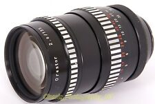 Meyer-OPTIK Gorlitz ORESTOR 135mm F2.8 15-Blades - Exakta SLR also for Micro 4/3