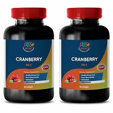 Dental Hygiene - Cranberry Extract 50:1 272mg - Concentrated Cranberry 400 2B
