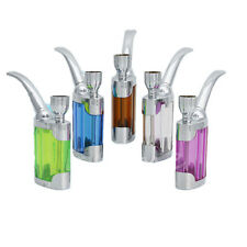 Smoking Tube Holder Mini Tobacco Pipe Hookah Filter Water Cigarette Tube Cigar