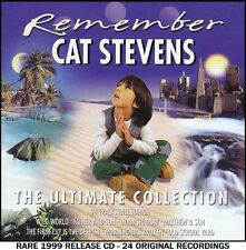 Cat Stevens - The Very Best Greatest Hits Collection RARE CD 70's 80's