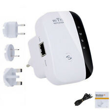 300M Wireless-N Wifi Repeater 2.4G AP Router Signal Booster Extender Amplifier h