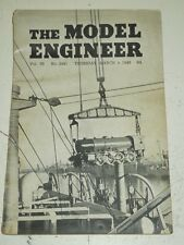 MODEL ENGINEER #2441 VOL 98, MARCH 4TH 1948